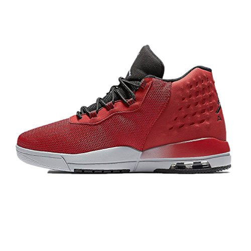 Garçon Grey 38 Eu Filet De Basketball Chaussures gym Rouge wolf 844520 600 Black Nike fqBZX