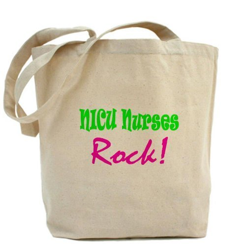 Nicu Nurses Rock Tote bag Tote bag by Cafepress by Cafepress