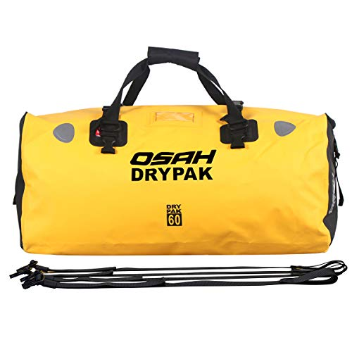 Motorcycle Dry Duffle Tail