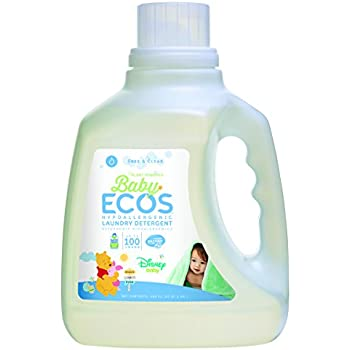 Amazon Com Earth Friendly Products Baby Ecos Free And