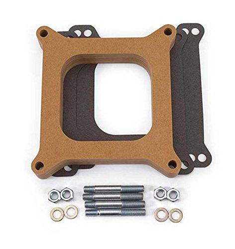 Edelbrock 8720 Carburetor Spacer (Carburetor Spacer Insulating)