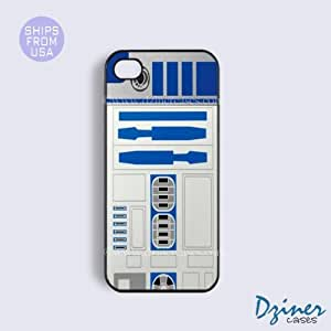 iPhone 5 5s Case - R2D2 iPhone Cover