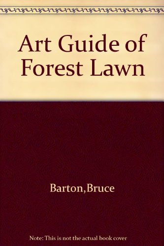 Art Guide of Forest Lawn with Interpretations Minnesota Lawn Guide