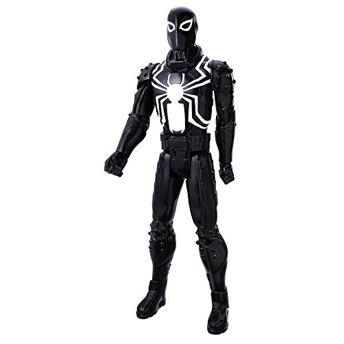 Marvel Spider-Man Titan Hero Series Agent Venom Figure