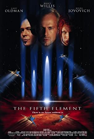 The Fifth Element POSTER Movie (27 x 40 Inches - 69cm x 102cm) (1997)
