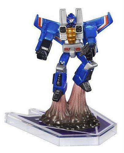 Titanium Series Transformers 3 Inch Metal Robot Masters Thundercracker