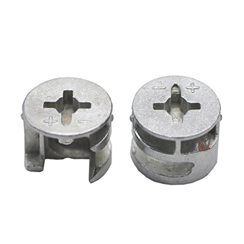 20 PCS Furniture Connecter Cam Lock Fittings