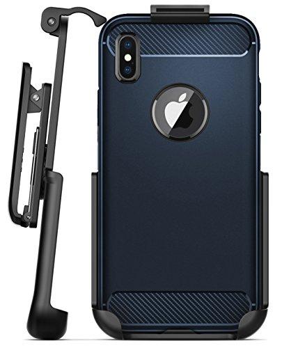 Encased Belt Clip Holster for Spigen Rugged Armor Case – iPhone X (case not included)