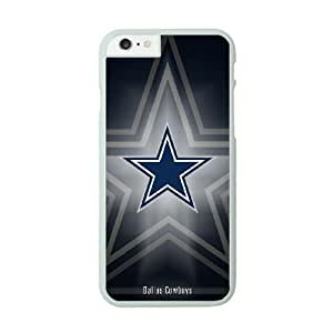 NFL Case Cover For Ipod Touch 5 White Cell Phone Case Dallas Cowboys QNXTWKHE1089 NFL 3D DIY Phone