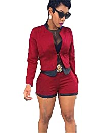 Amazon.com: Reds - Pantsuits / Suit Sets: Clothing, Shoes & Jewelry