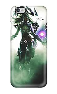 Awesome Design Irelia Hard Case Cover For Iphone 6 Plus by mcsharks