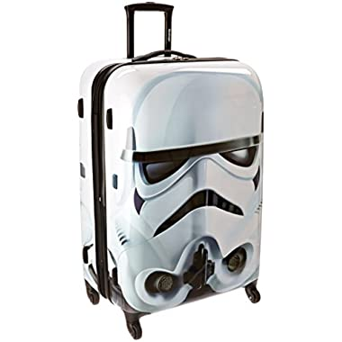 American Tourister Star Wars 28 Inch Hard Side Spinner, Storm Trooper, One Size
