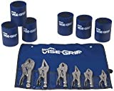 6 Pc. Vise Grip Set Plus 6 Can Coolers -2Pack