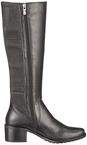 Caprice 25502, Stivali Donna Nero (Black Nappa)