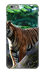 HqSUHj-64-rbyFd VenusLove Animal Tiger Durable Iphone 6 Plus Tpu Flexible Soft Case With Design