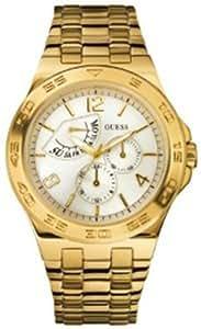 Guess Men's Autobahn Gold Watch U15050G1