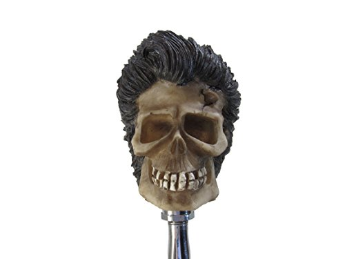 Elvis Greaser Head Shifter Shift Knob Rat Rod Lever
