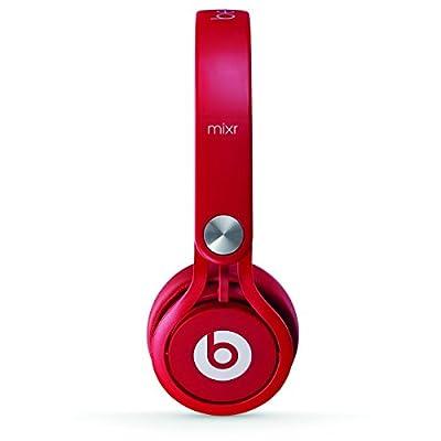 Beats Mixr On-Ear Headphone (Red) [Electronics]