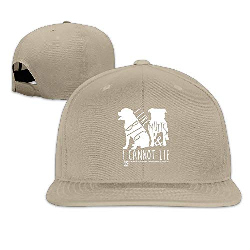 HTSFBARQ WYF Men&Women FWB Pause for A Cause, Dog Funny Golf Natural Caps Adjustable ()