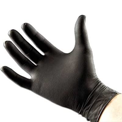 1 Box Large Tattoo Glove - Body Piercing and Tattoo Artists Glove - 100pcs/box
