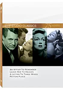 An Affair to Remember / Leave Her to Heaven / A Letter to Three Wives / Peyton Place