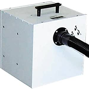 Edemco Force Box Pet Dryer with Three Motors, 4-1/2 HP