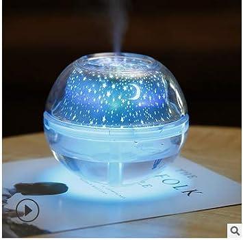 umidificatore per diffusore FreeLeben Diffusore di aromi da 100 ml per olii Essenziali 7 Colori a LED Cangianti per Casa e Ufficio