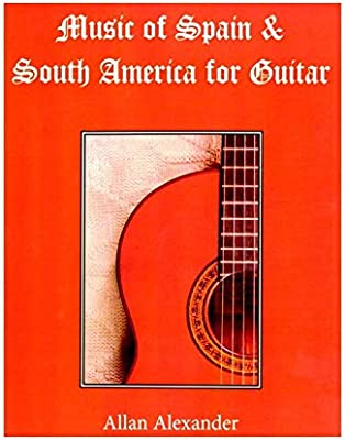 Allan Alexander: Music Of Spain And South America (CD Included ...