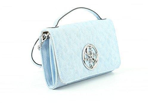 Sac unique Portefeuille Bleu Bleu Guess Taille à Ciel Bandoulière RHddTwq