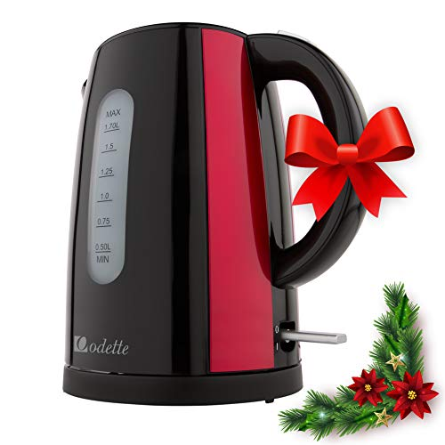 red hot water kettle - 3