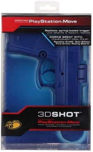 Mad Catz - Move Pistola 3D (PS4): Amazon.es: Videojuegos