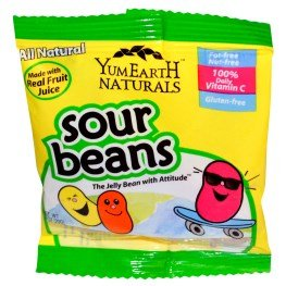 yumearth sour jelly beans - 8