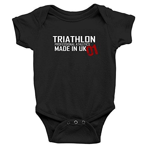 Teeburon Triathlon Professional Athletics Made in The UK Baby - Uk Suits Triathlon