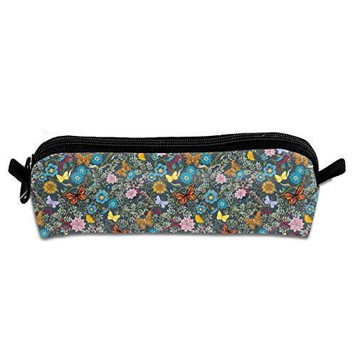 - Butterfly Chintz Novelty Colored Quality Zipper Travel Storage Makeup Cosmetic Bag Purse