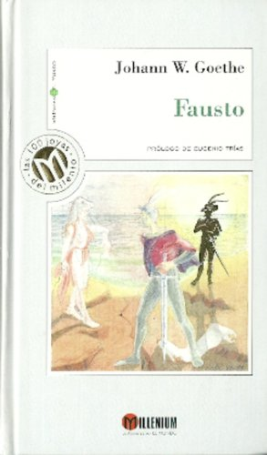 Fausto / Faust (Spanish Edition) by Edimat Libros
