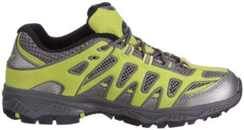 KangaROOS Eben 11099/521 - Zapatillas de deporte para niño Negro (blk/blei/lime)