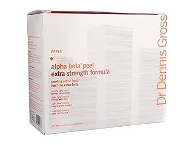 Dr. Dennis Gross Skincare Alpha Beta Daily Face Peel, Extra Strength