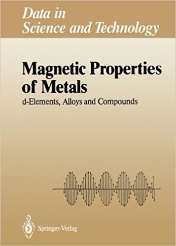 Book Magnetic Properties of Metals: d-Elements, Alloys and Compounds (Data in Science and Technology) (2008-10-10)