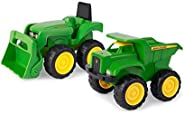 John Deere Sandbox 2 Pack