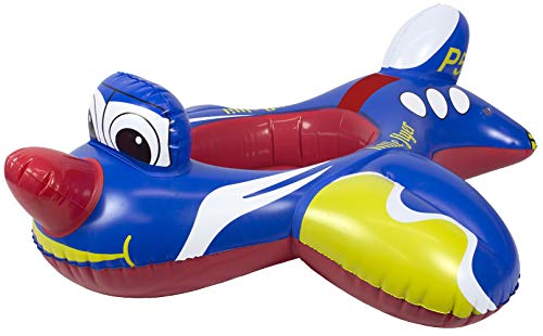 Poolmaster Learn-to-Swim Baby Swimming Pool Float Rider, Airplane - http://coolthings.us