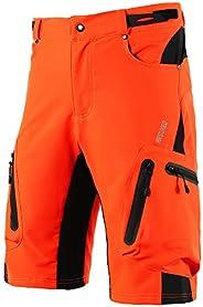 Lixada Baggy Shorts Cycling Bicycle Bike MTB Pants Shorts Breathable Loose Fit