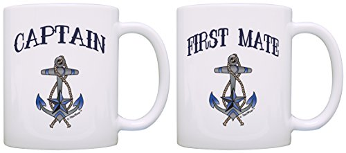 Captain Couples Nautical Sailing Bundle