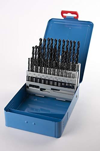Presto M50 HSS JOBBER Drill Set 1MM-5.9MM X 0.1MM 09500M50