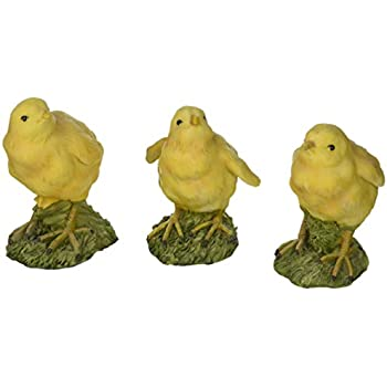 Design Toscano Hatching Chicks, Baby Chicken Statues