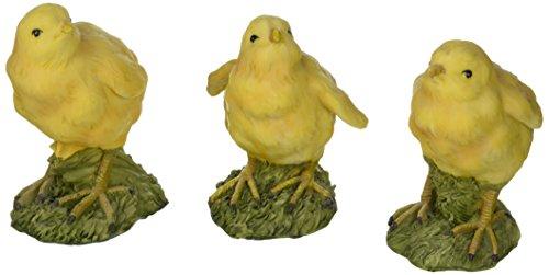 Design Toscano Hatching Chicks, Baby Chicken Statues