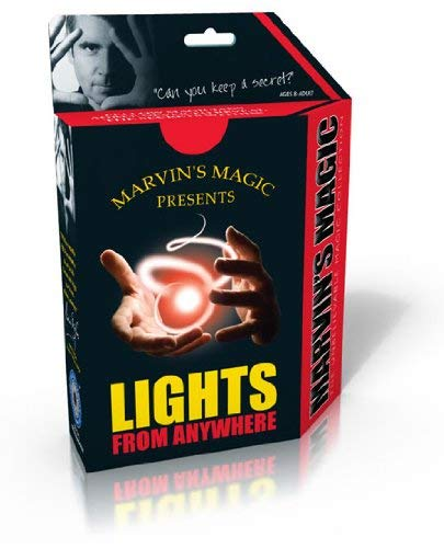Marvin's Magic Junior Lights from Anywhere Tricks