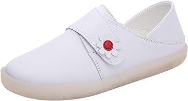 Amazon.com: Sinzelimin Nurse Shoes Wild