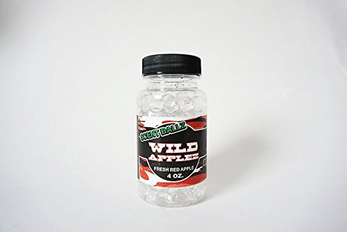 Scentballz Apple Wild Applez Food Cover Scent Attractant Lure for Deer Coyote Elk Hog Hunting