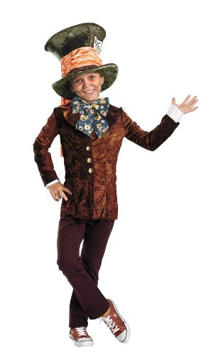 Disney Mad Hatter Classic Child Costume -