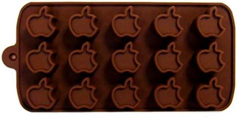 アップル りんご シリコンモールド ジュエリー アクセサリー パーツ レジン 手作り 石鹸 型 抜き型